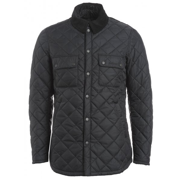 Barbour Quilted Jacket, Black Akenside Jacket    Now From £113.05 click to visit Repertoire Fashion