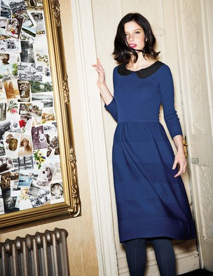 Felicity Dress WH567 (Was £129.00 ) now £77.40 click to visit Boden