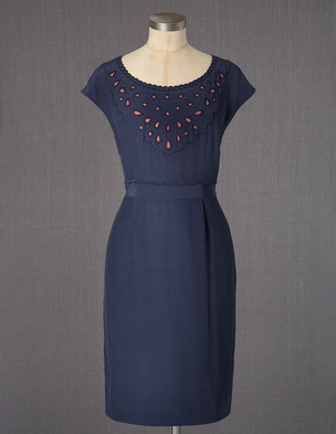 Alma Dress WH572 (Was £99.00 ) now £29.70 to £49.50 click to visit Boden