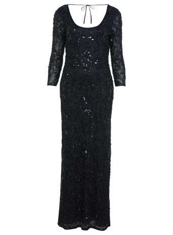 All Over Embellished Maxi     Price: £180.00 click to visit Miss Selfridge