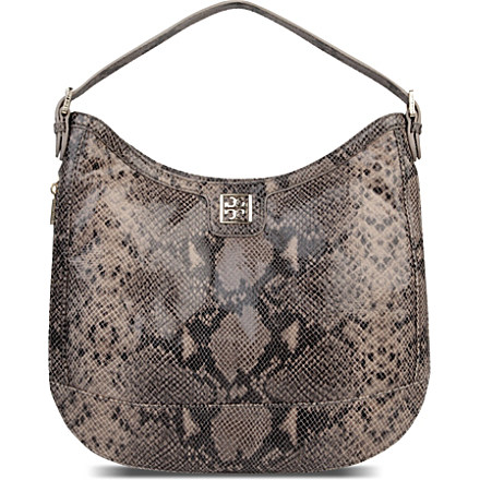 TORY BURCH Catalina leather hobo now £336 click to visit Selfridges