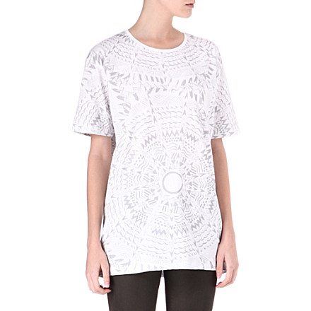 KATY BEVERIDGE Bicycle wheel t-shirt now £20 click to visit Selfridges