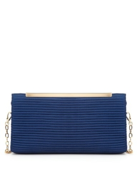 M&S Collection Gathered Clutch Bag Product Code: T830636C £19.50 click to visit Marks and Spencer
