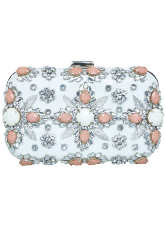 Flower Embellished Hardcase     Price: £39.00 click to visit Miss Selfridge