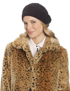 M&S Collection Cashmilon™ Beret Hat Product Code: T018110 Now: £4.00 click to visit M&S