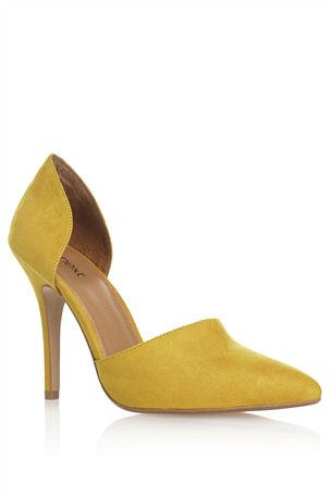 High Front Two Part Shoes £30 click to visit Next