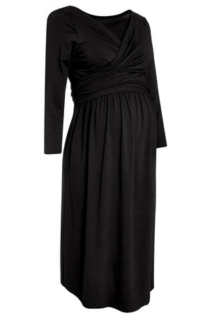 Wrap Dress (Maternity) £30-£32 click to vosot Next
