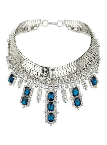 Midnight Sparkle Collar     Price: £50.00 click to visit Miss Selfridge