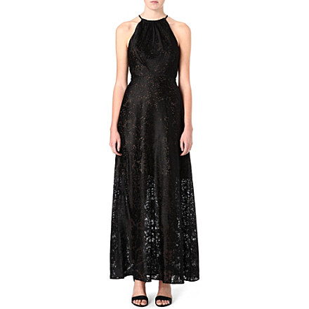 FRENCH CONNECTION Cora devore maxi dress now £144 click to visit Selfridges