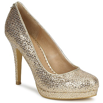CALLEEN GOLD GLITTER  now  £47.99 click to visit Spartoo