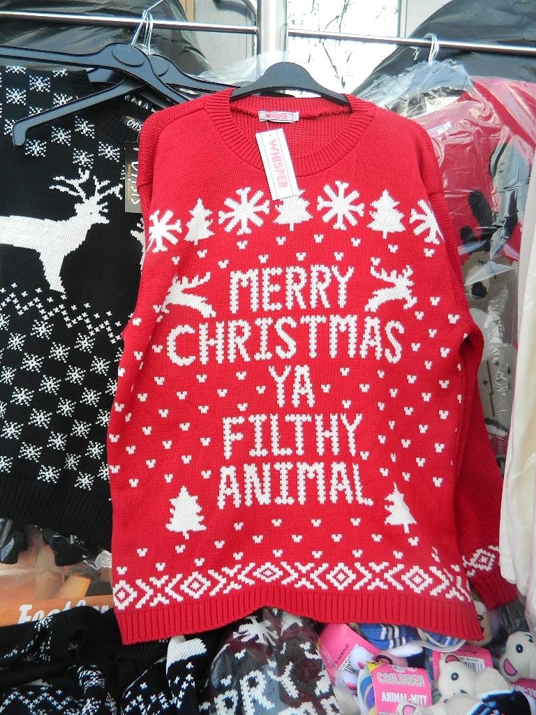 Best Christmas Jumper of 2013?