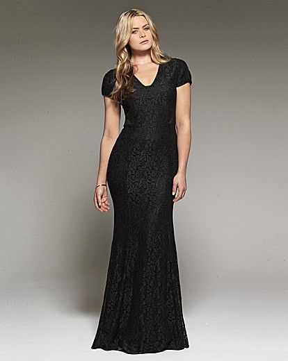 Project D London Olympia Lace Maxi Dress Product Code: UC510SH was £150.00 SAVE £75.00 NOW £75.00 click to visit Simply Be
