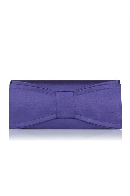 Bow Detail Clutch Bag was £65 now £19 click to visit Jacques Vert