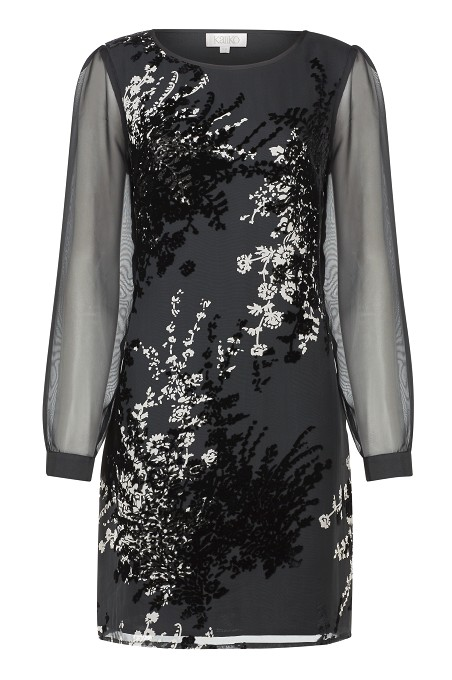 Floral Silk Devore Tunic was £139 now £49 click to visit Kaliko