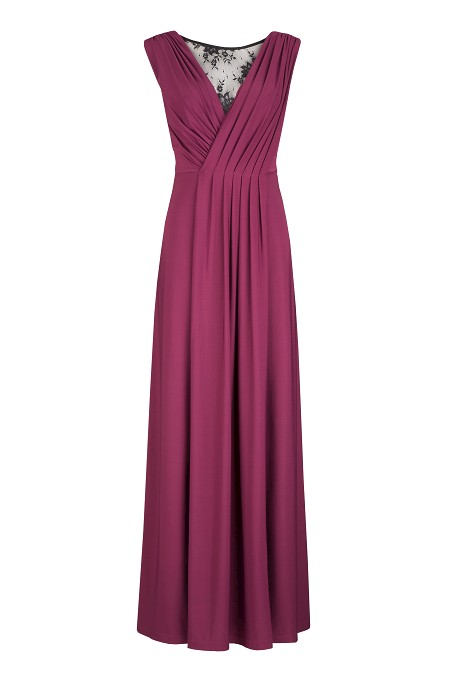 Purple Lace Insert Wrap Maxi was £119 now £39 click to visit Kaliko