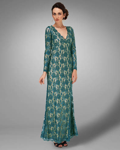 Berkeley Full Length Dress £350.00  click to visit Phase Eight