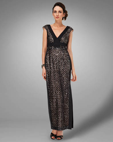 Bloomsbury Full Length Dress £300.00 click to visit Phase Eight