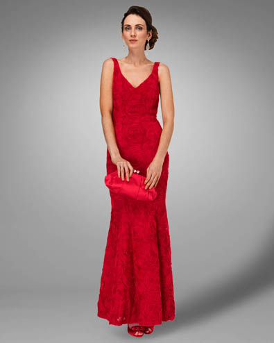 Chelsea Full Length Dress £295.00 click to visit Phase Eight