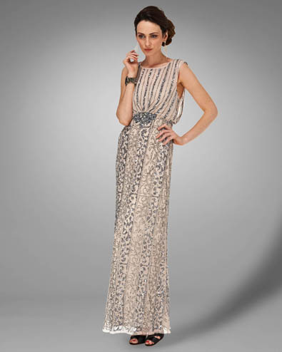 Kensington Full Length Dress £395.00 click to visit Phase Eight