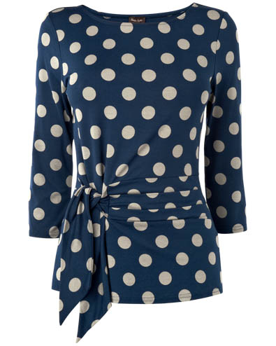 Philly Spot Top £45.00 click to visit Phase Eight