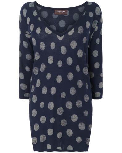 Scarlett Spot Tunic £55.00 click to visit Phase Eight