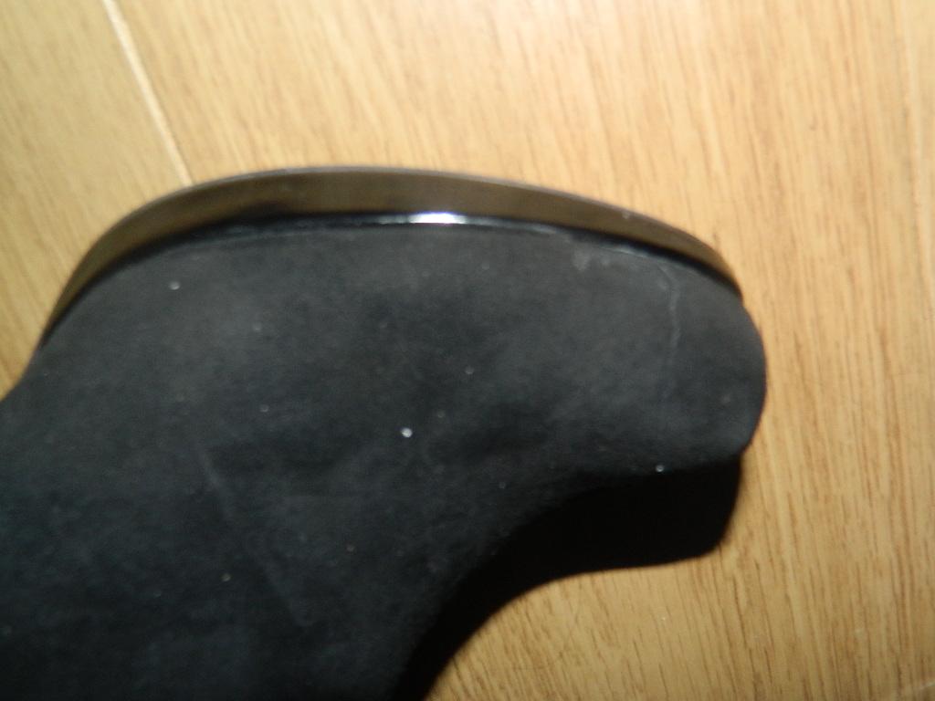 The platform sole