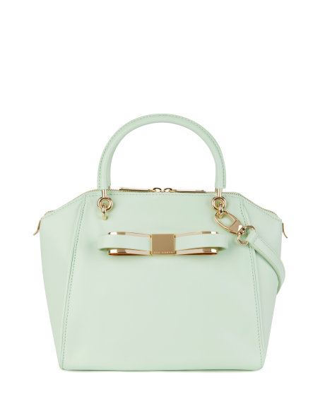 BANDOOK Bow tote bag     £179.00 click to visit Ted Baker