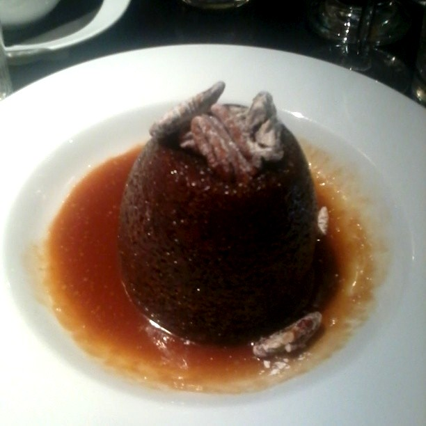 Sticky Toffee pudding - so delicious!