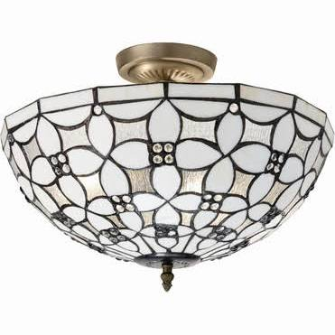 I love Tiffany style lighting - am considering this for my house.