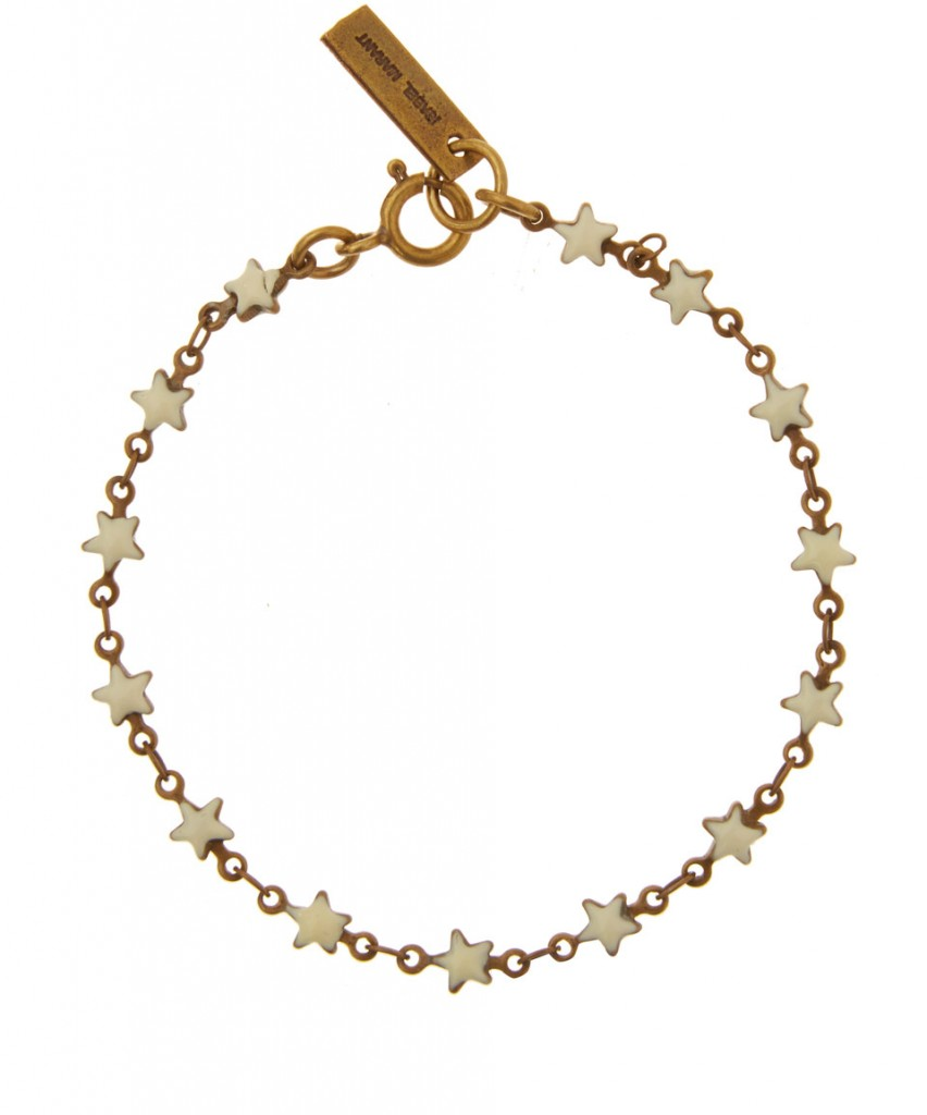 Isabel Marant White Hoshi Star Resin Bracelet £50.00 click to visit Liberty London