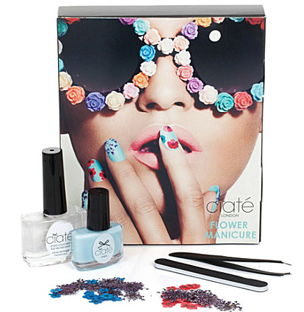 CIATE: BADA BLOOM FLOWER MANICURE - £18 click to visit Selfridges