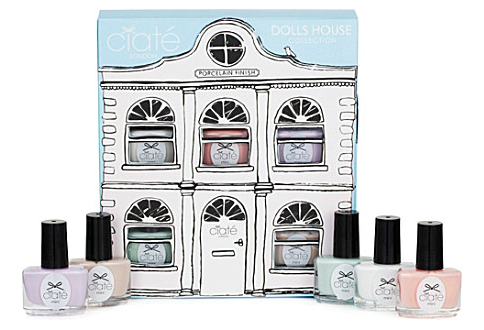 CIATE: DOLLS HOUSE NAIL POILISH SET - £18 click to visit Selfridges