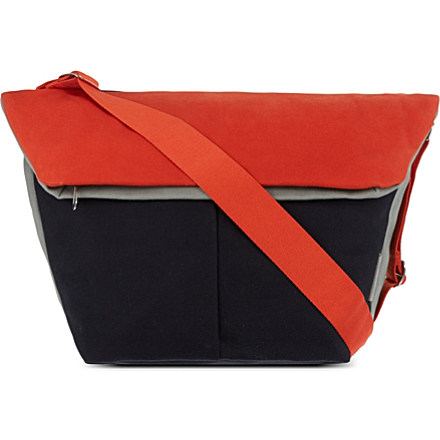 COTE ET CIEL Spree canvas messenger bag £140 click to visit Selfridges