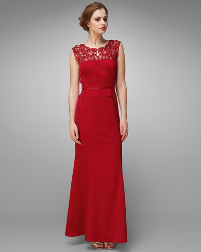 Isabella Full Length Dress £250.00 click to visit Phase Eight
