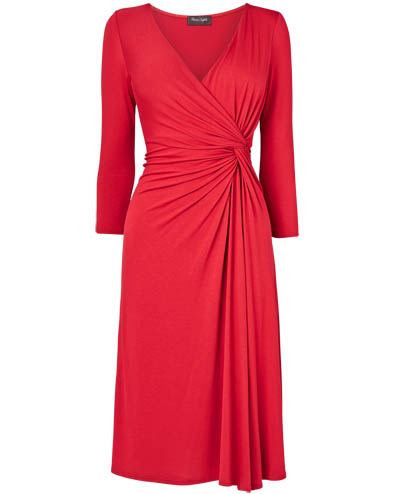 Tahlia Twist Knot Dress £34.50 Was £69.00 click to visit Phase Eight
