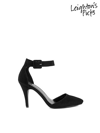 NLY Shoes Pointed Toe Pump NLY Shoes £23.95 click to visit Nelly