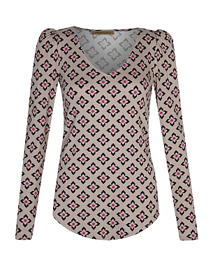 Barbara Hulanicki Floral Print Top £10.00 click to visit George at Asda