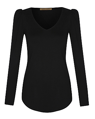 Barbara Hulanicki V Neck Top £10.00 click to visit George at Asda