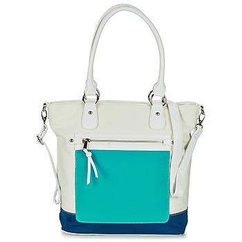 MINORCA COAST Clarks White / Blue  £ 39.99 click to visit Spartoo