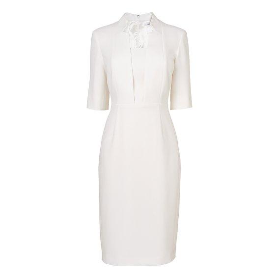 Detroit Fitted Dress £225 click to visit LK Bennett