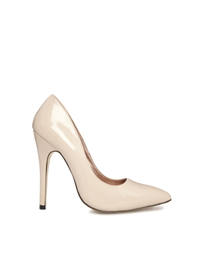 Truffle Nude Heeled Pointed Shoes RRP £30.00 £20.00 click to visit ASOS