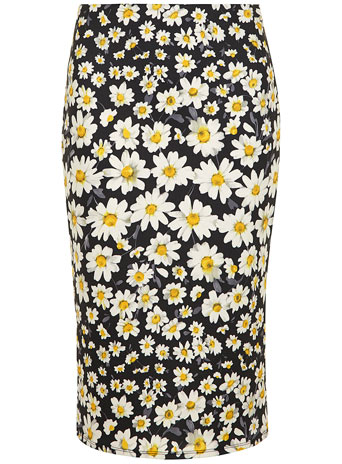 Daisy Pencil Skirt     Was £20.00     Now £18.00 click to visit Dorothy Perkins