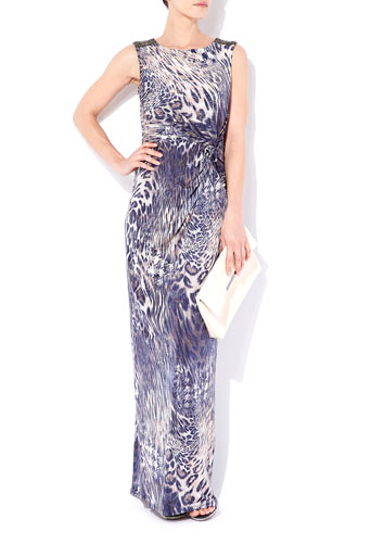Animal Print Maxi Dress     Price: £58.00 click to visit Wallis