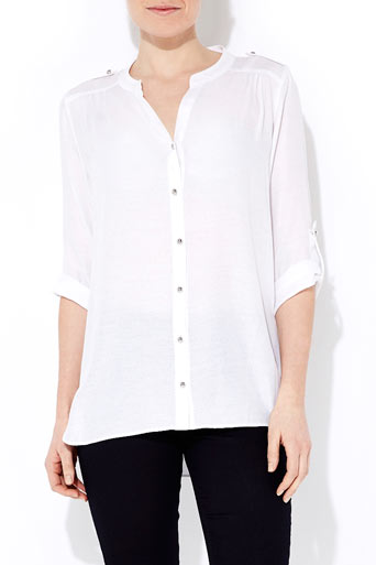 White Shirt     Price: £27.00 click to visit Wallis