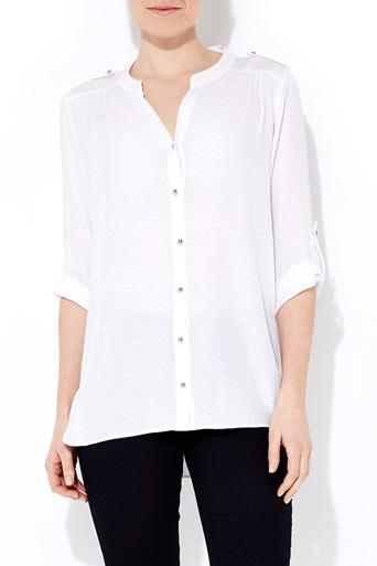 White Shirt     Price: £27.00 click to visit Wallis