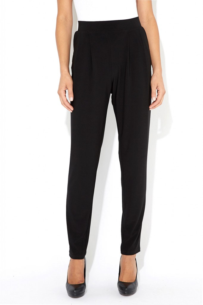 Black Tapered Trousers     Price: £30.00 click to visit Wallis