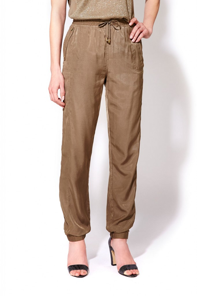 Khaki Green Soft Trousers     Price: £40.00 click to visit Wallis