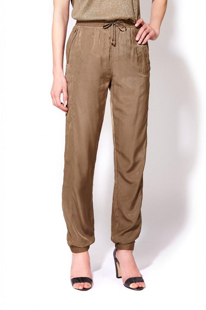 Khaki Green Soft Trousers     Price: £40.00 click to visit Wallis