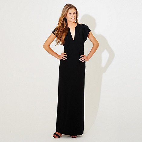 Ossie Clark Black Iconic dress £119.20 click to visit Debenhams