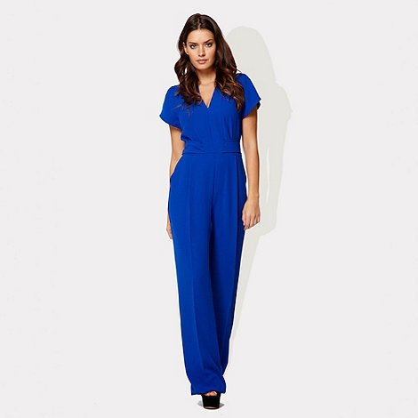 Ossie Clark Blue Iconic jumpsuit  £119.20 click to visit Debenhams